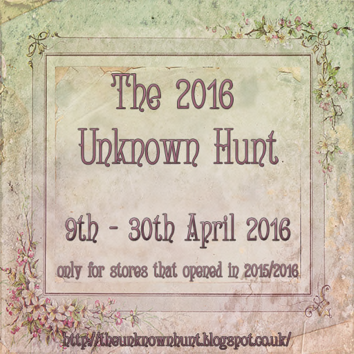 The 2016 Unknown Hunt