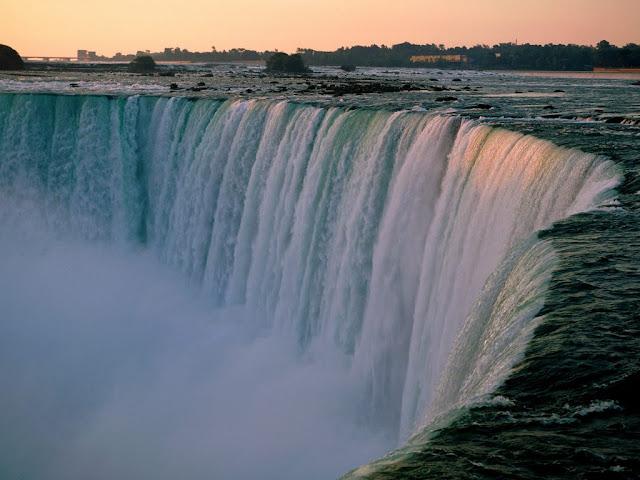 Standing on the Edge, Niagara Falls