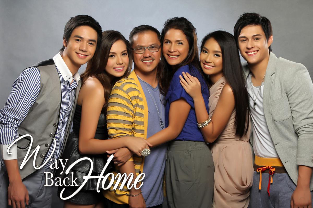 Way Back Home (2011 film)