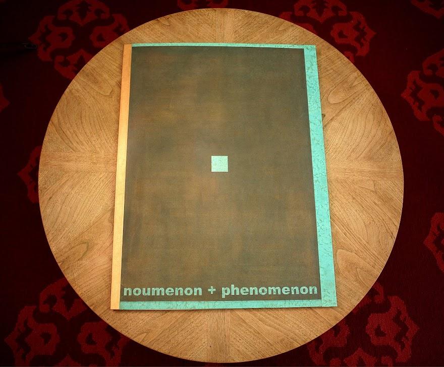 new work | noumenon + phenomenon