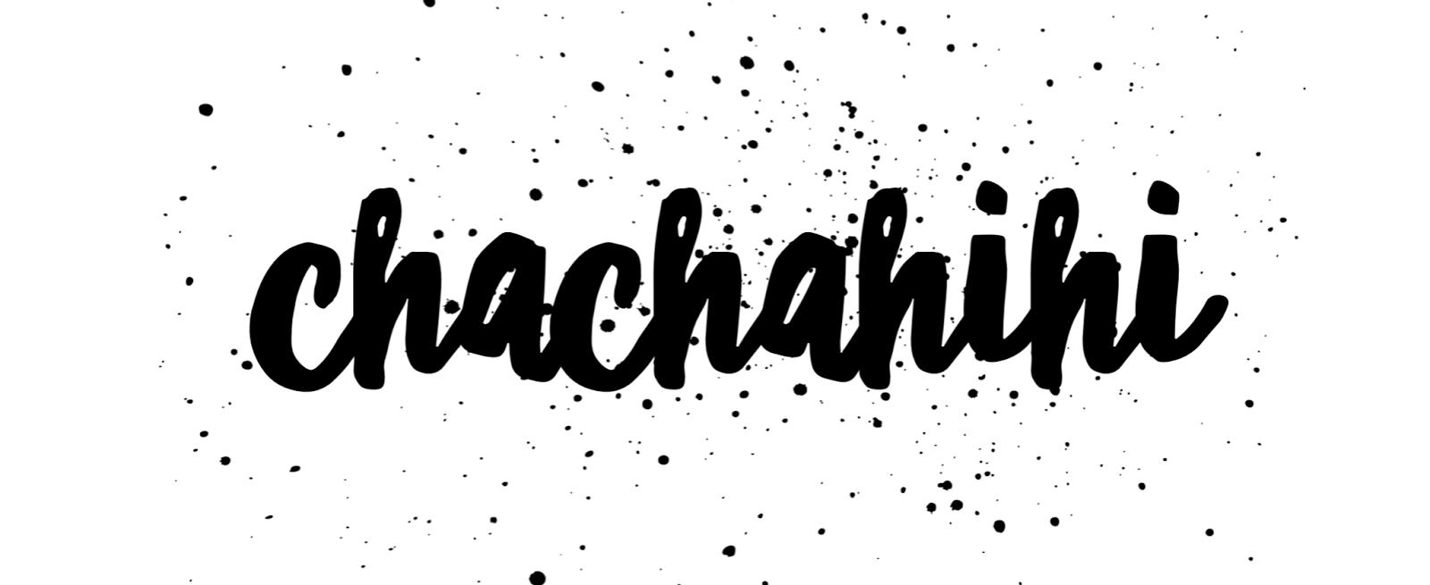Les petites choses du monde de chacha- Blog Mode - Lifestyle Bordeaux - chachahihi