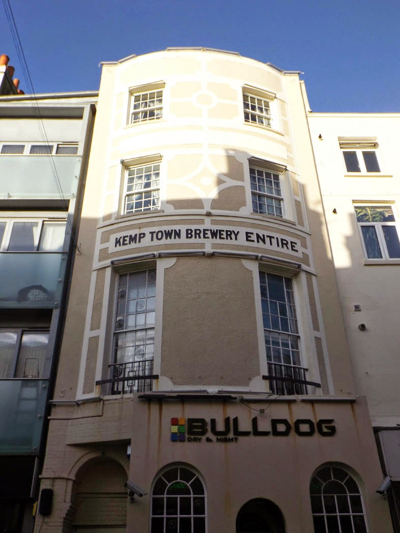 kemp town brewery entire st james tavern brighton bulldog