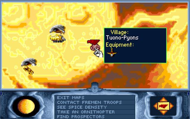 Tuono-Pyons Village: