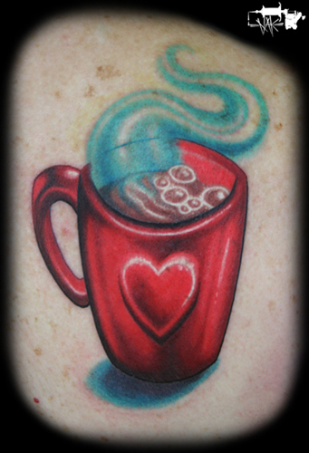jeanmugmed #tattoofriday   Coffeelovers