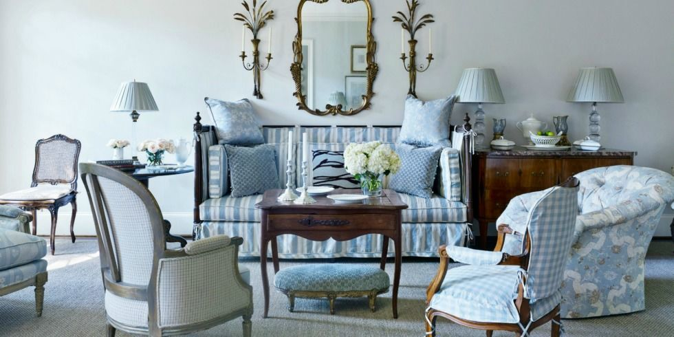 A Home For Elegance Notes Of Soft Blue