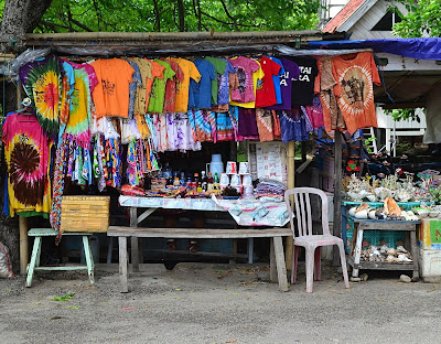 Small stall in Tanjung Bira
