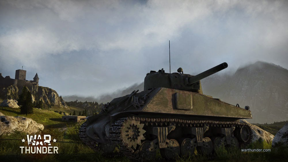 Warthunder Panzer