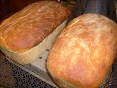 Homebaked Bread from Hannah's kitchen in Ghost Horse Hollow
