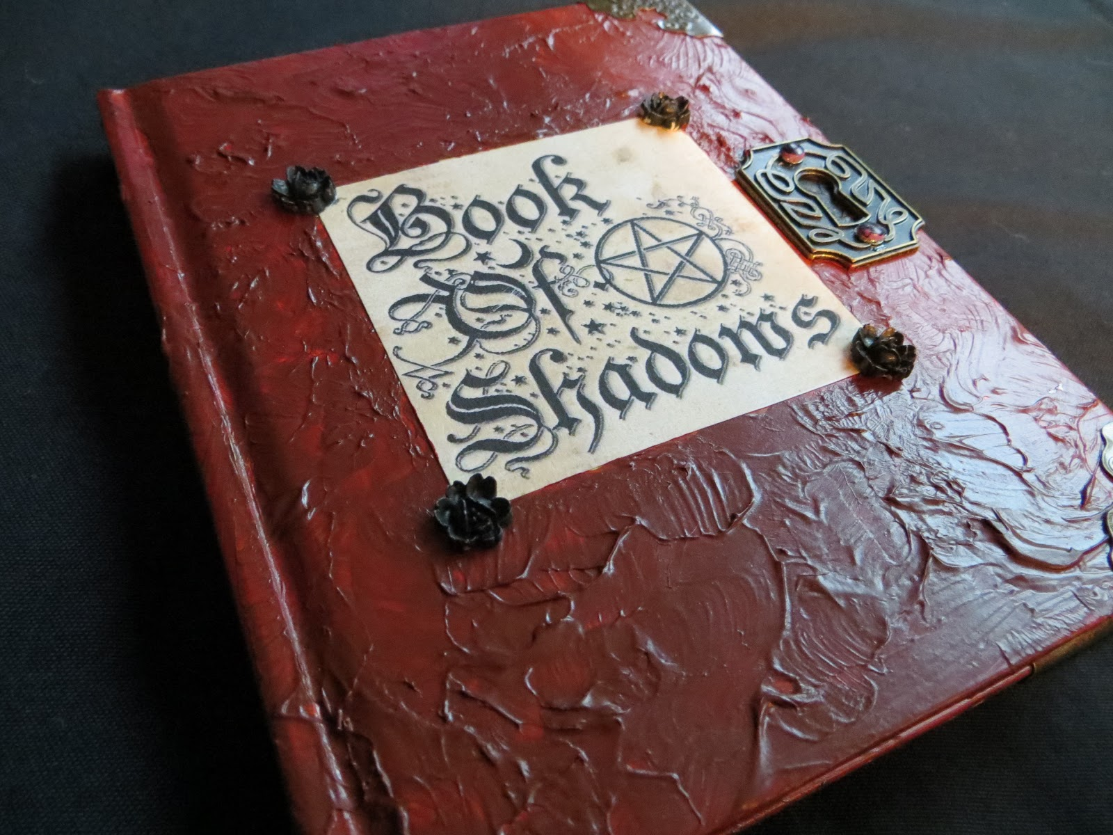 Book Of Shadows Cover Ideas ~ Momentsinaneye it s that time of year