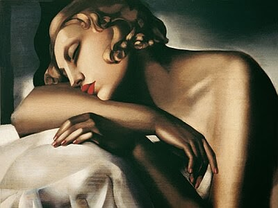 Pinturas de Tamara de Lempicka