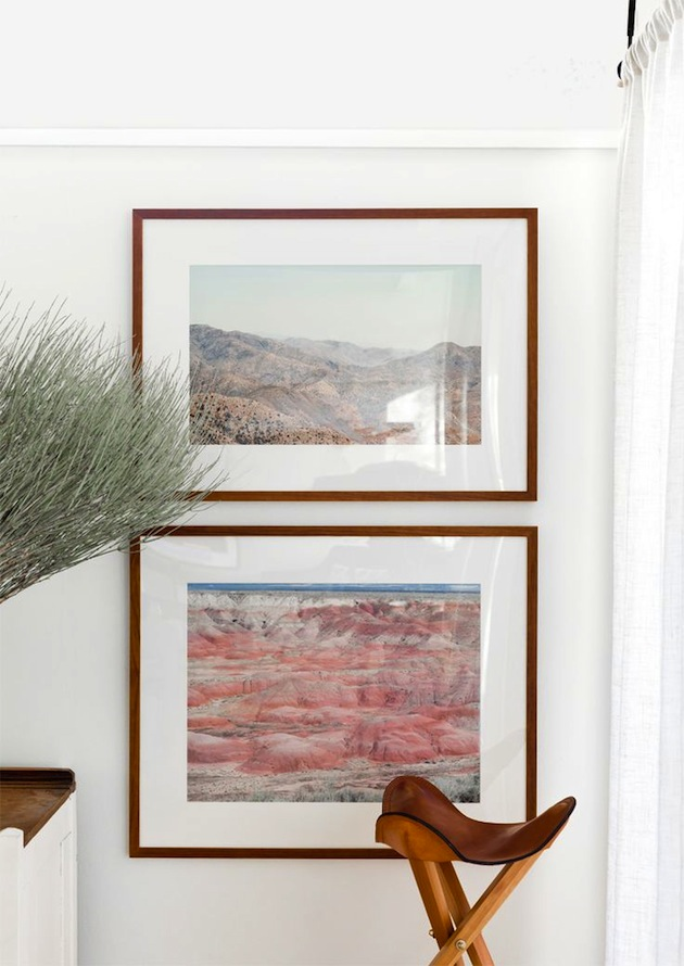 Frambridge frames | photo by Cassie of The Veda House