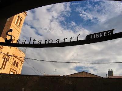 Llibreria Saltamartí