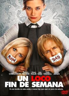 Un Loco fin de Semana [2013] [Dvdrip] [Latino] [1 Link]