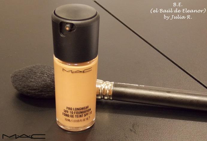 base maquillaje mac piel mixta