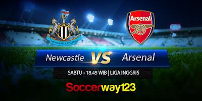 Prediksi Newcastle vs Arsenal
