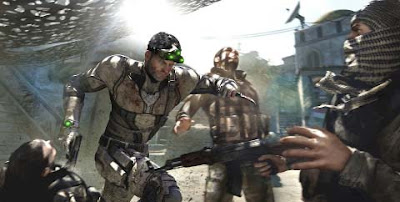 Free Download Games Splinter Cell Blacklist Full Version For PC
