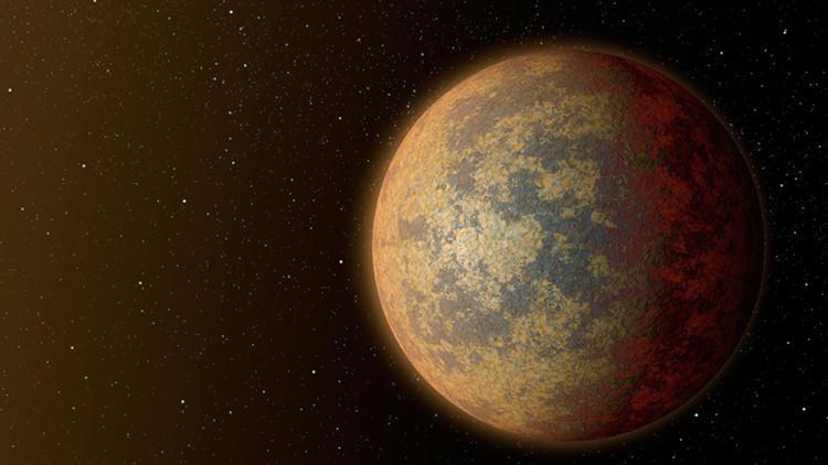 Detectan planeta rocoso cerca de la tierra