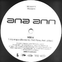 Ana Ann – Ride (VLS) (2002)