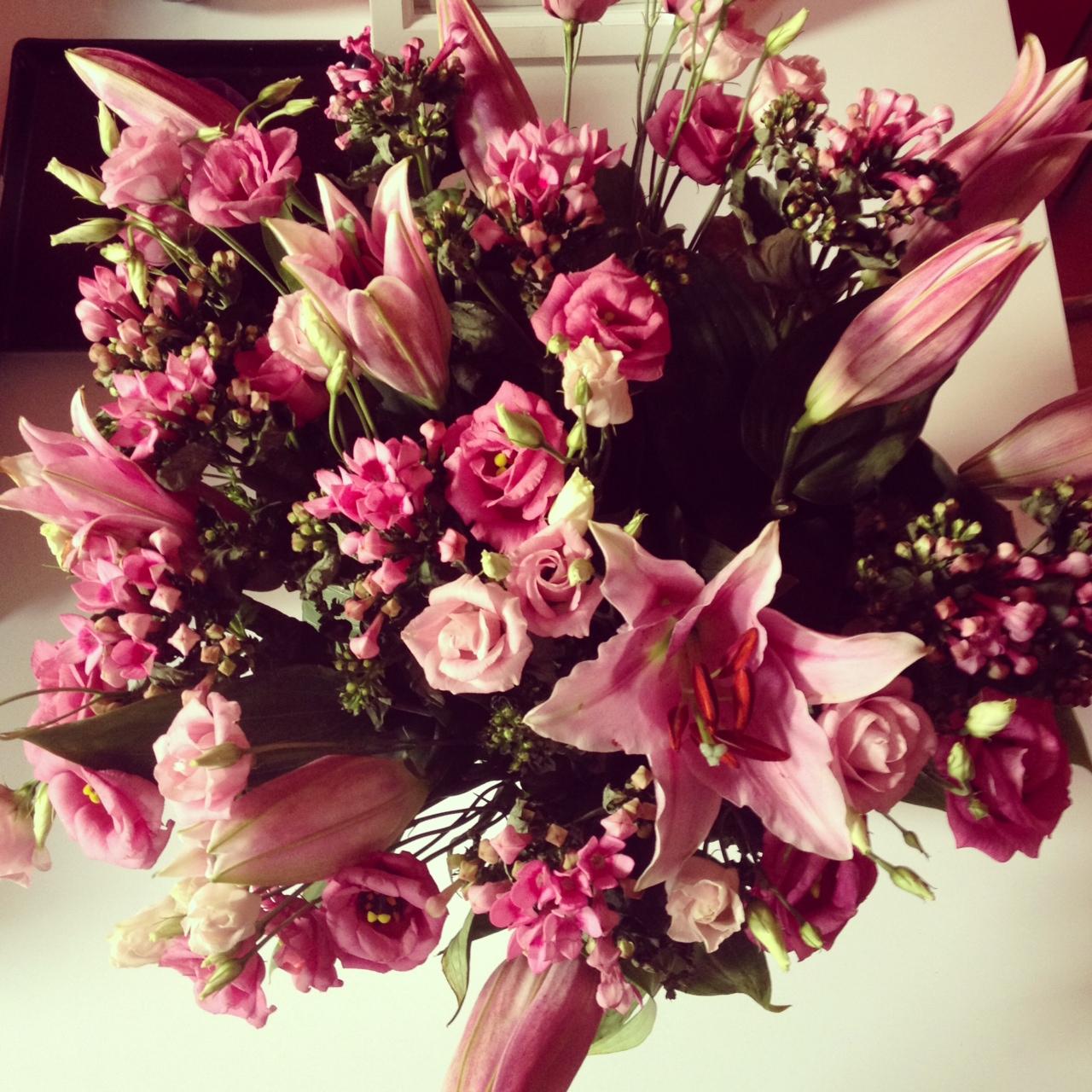 Красивые фото в инстаграм с цветами