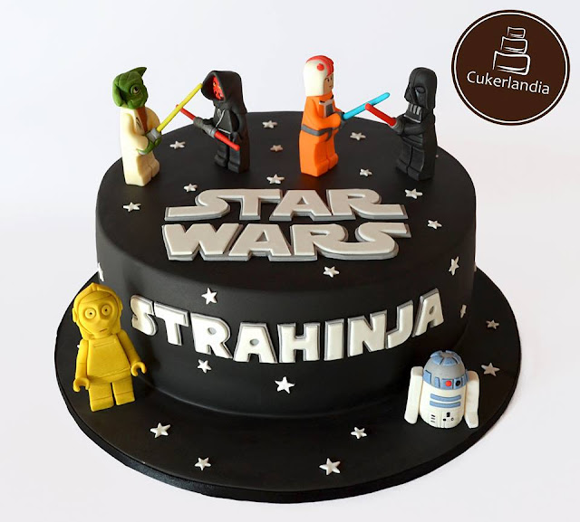 Preferenza Torta Star Wars Lego IA59 » Regardsdefemmes DG91
