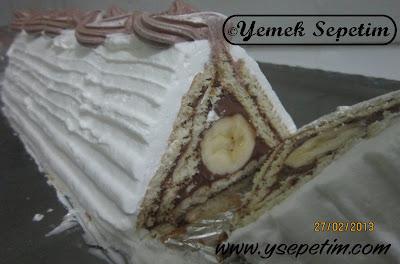 Muzlu Üçgen Pasta Tarifi
