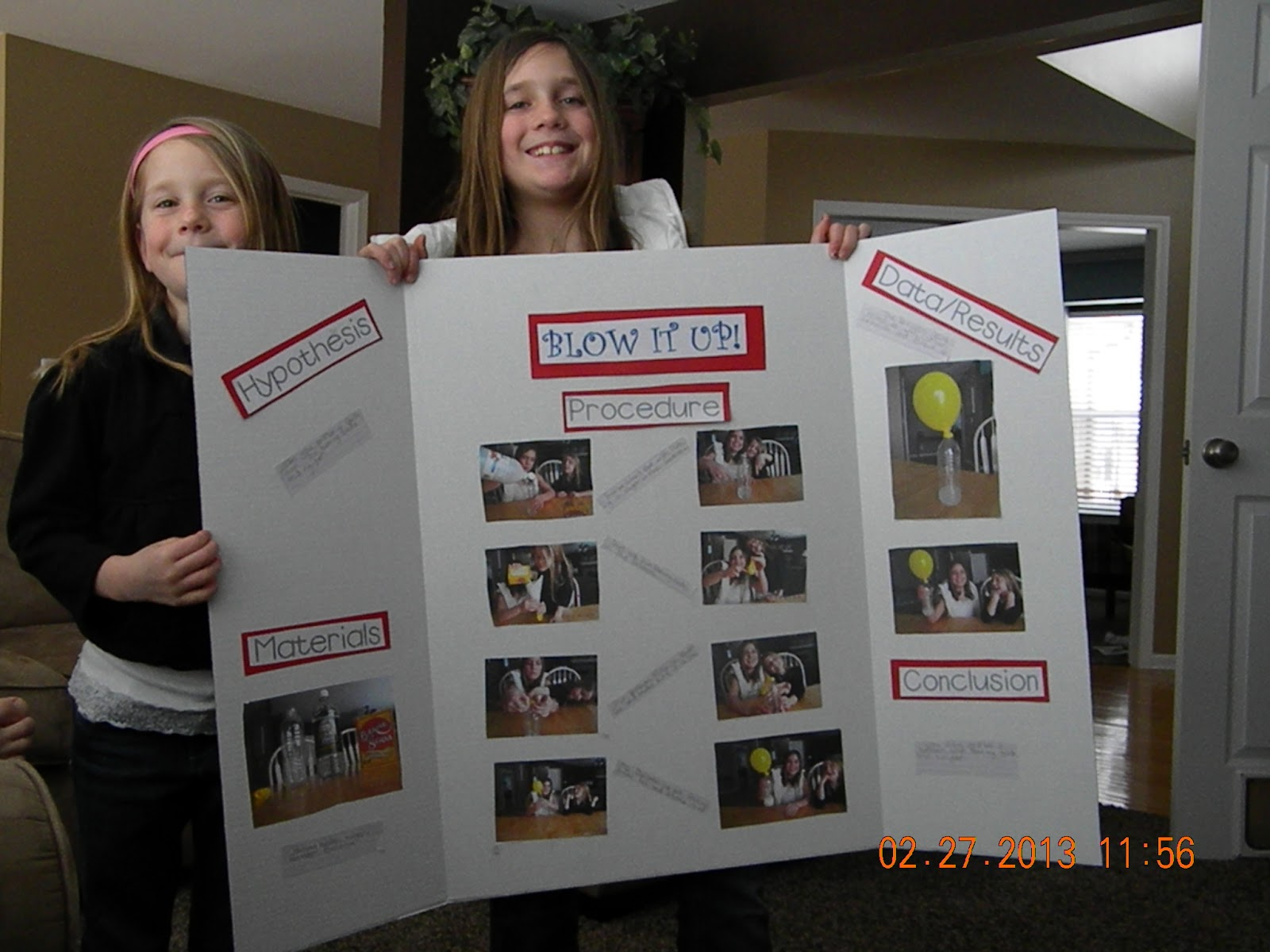 Worksheet Baking Science Projects my little corner of heaven pawlak style science fair project grace and jadyn decided against wishes that they wanted to participate in the at school this year are doing the