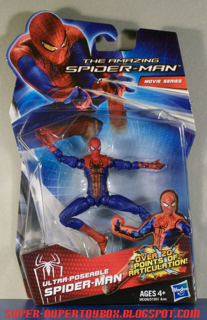 Seen the new 3 3 4 spider man action figures all over the place in