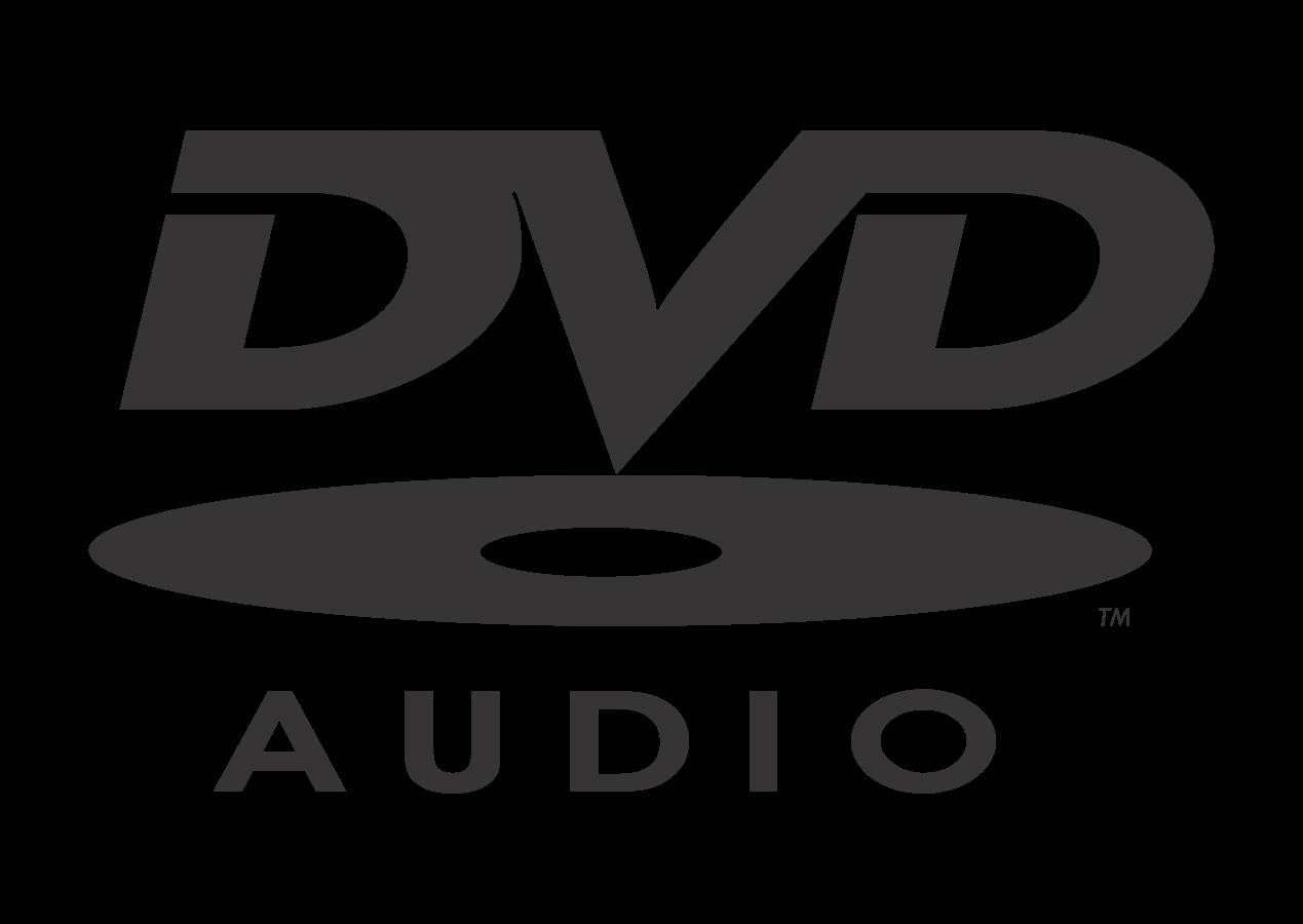 DVD Audio Logo Vector download free
