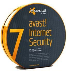 Avast Internet Security 7 License Key Free Download for 3 Years