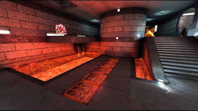 لعبة اطلاق النار Xonotic 0.7