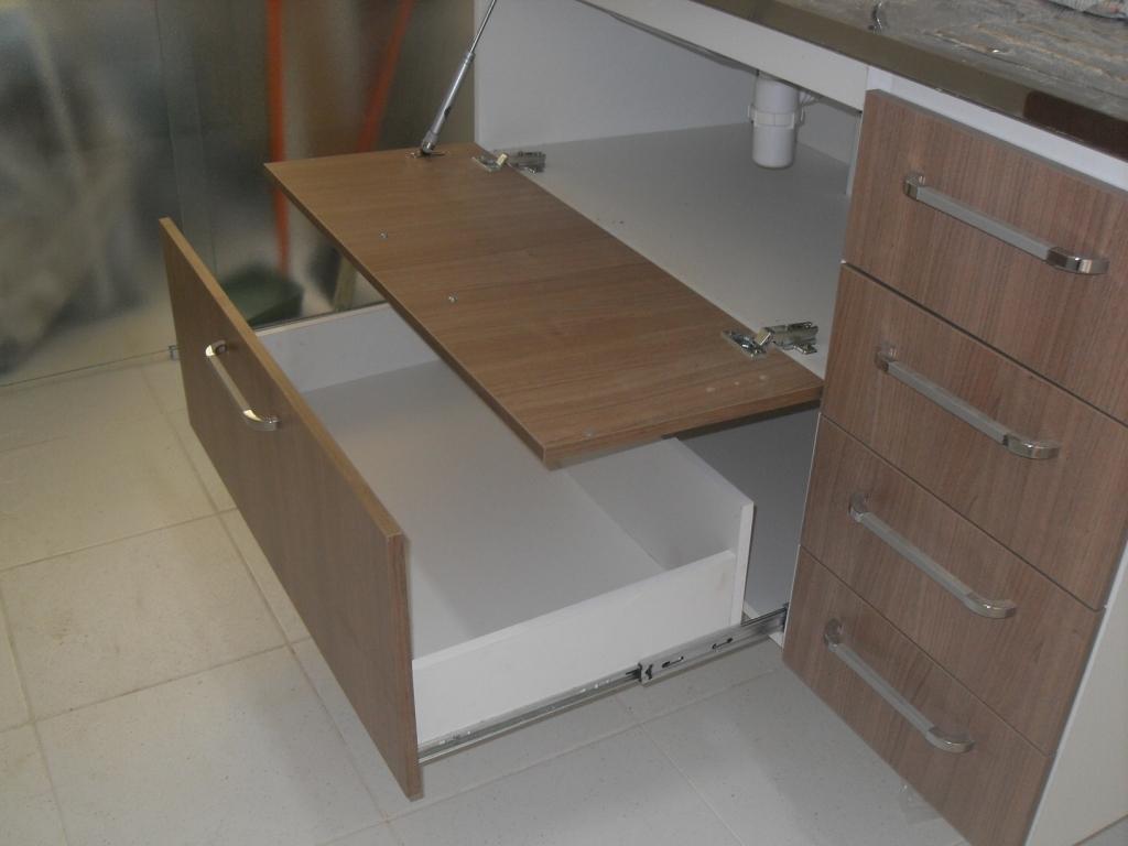 Armario Embutido Pia Cozinha : Wibamp armario de cozinha embaixo da pia id?ias do