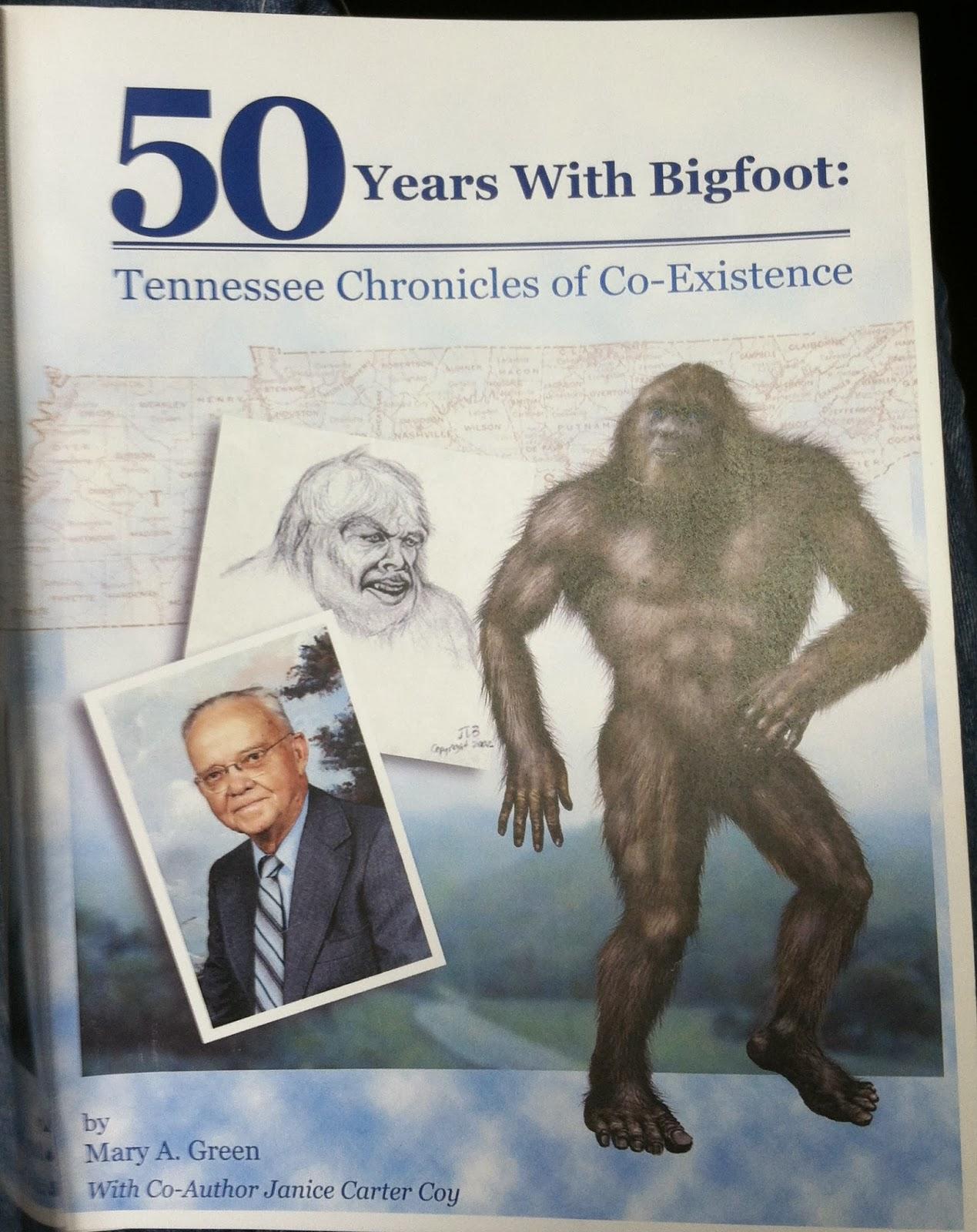 bigfoot essay