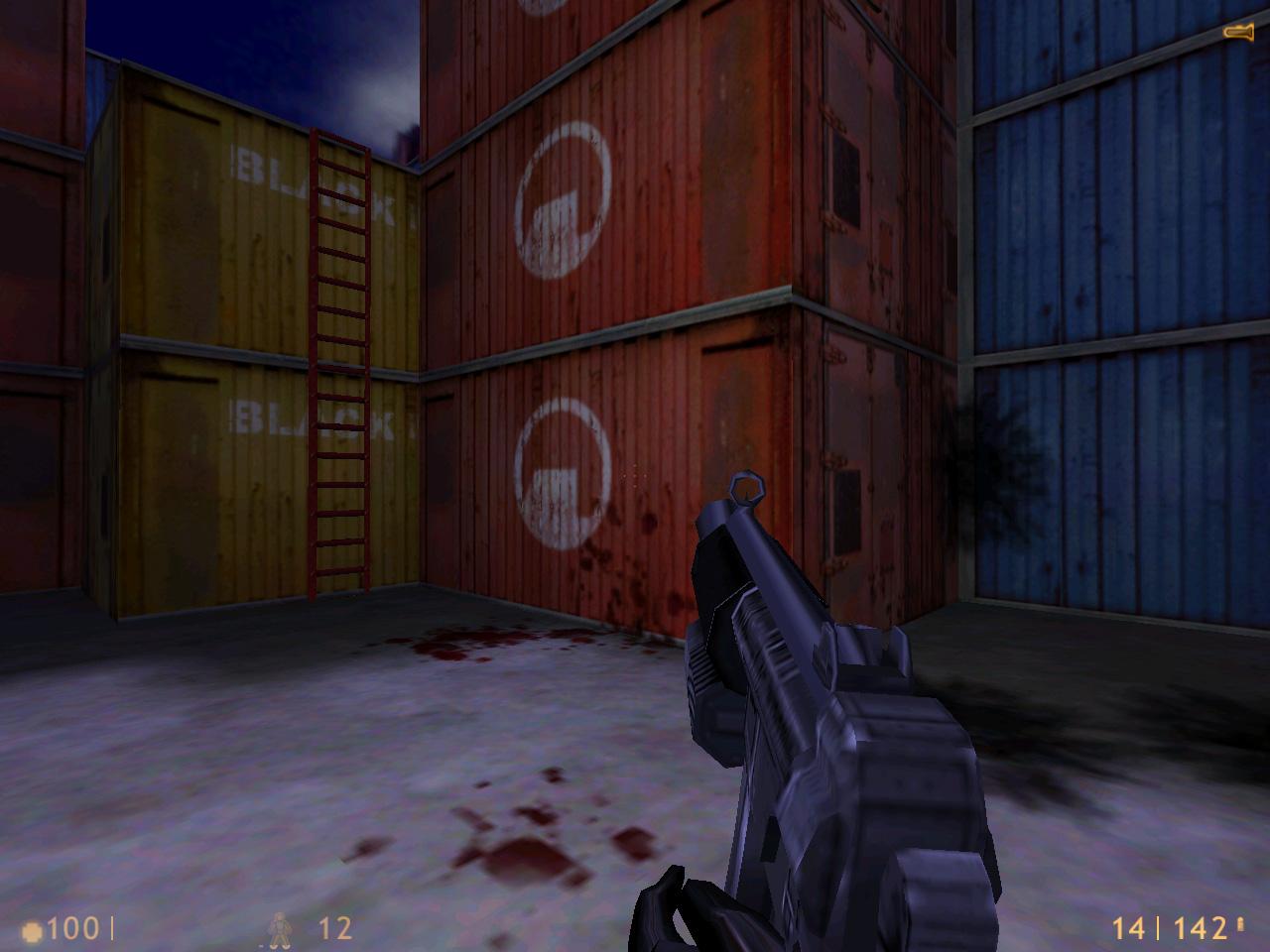 half dead pc game