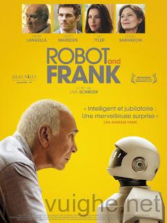 Người Máy Và Frank 2012 Full HD-xem phim online - Full HD