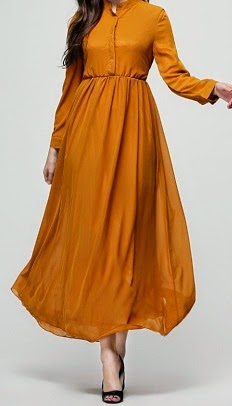 NBH0244 DARIYAH MAXI DRESS
