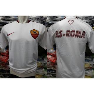 gambar photo kamera Jersey As Roma away terbaru musim 2015/2016