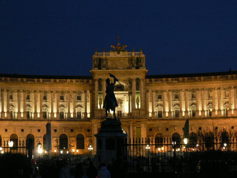 Heldenplatz, plaza de los héroes