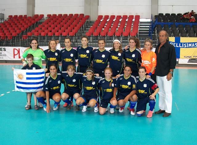 Bella Vista (Uruguay) - чемпион Уругвая, 2º Sul-Americano de Clubes, Copa Mulheres da América, CONMEBOL Women Futsal Club Championship