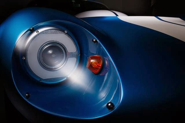 The $529,000 Renovo Coupe is America's New Super Electric Car