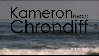 kameron brown meets chrondiff cardiff longboard gato Heroi
