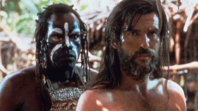 Hình ảnh phim Robinson Trên Đảo Hoang