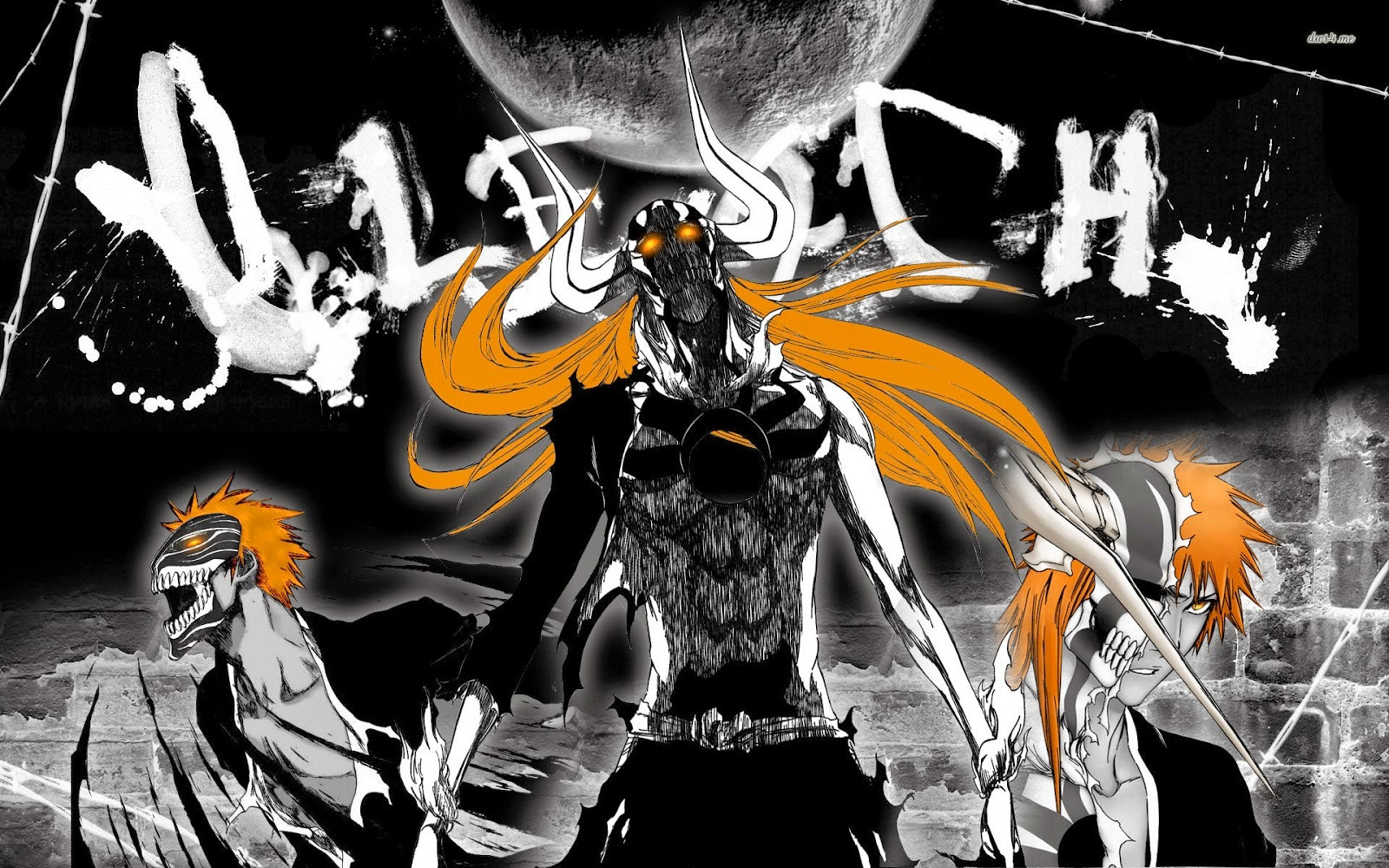 free download wallpaper anime bleach