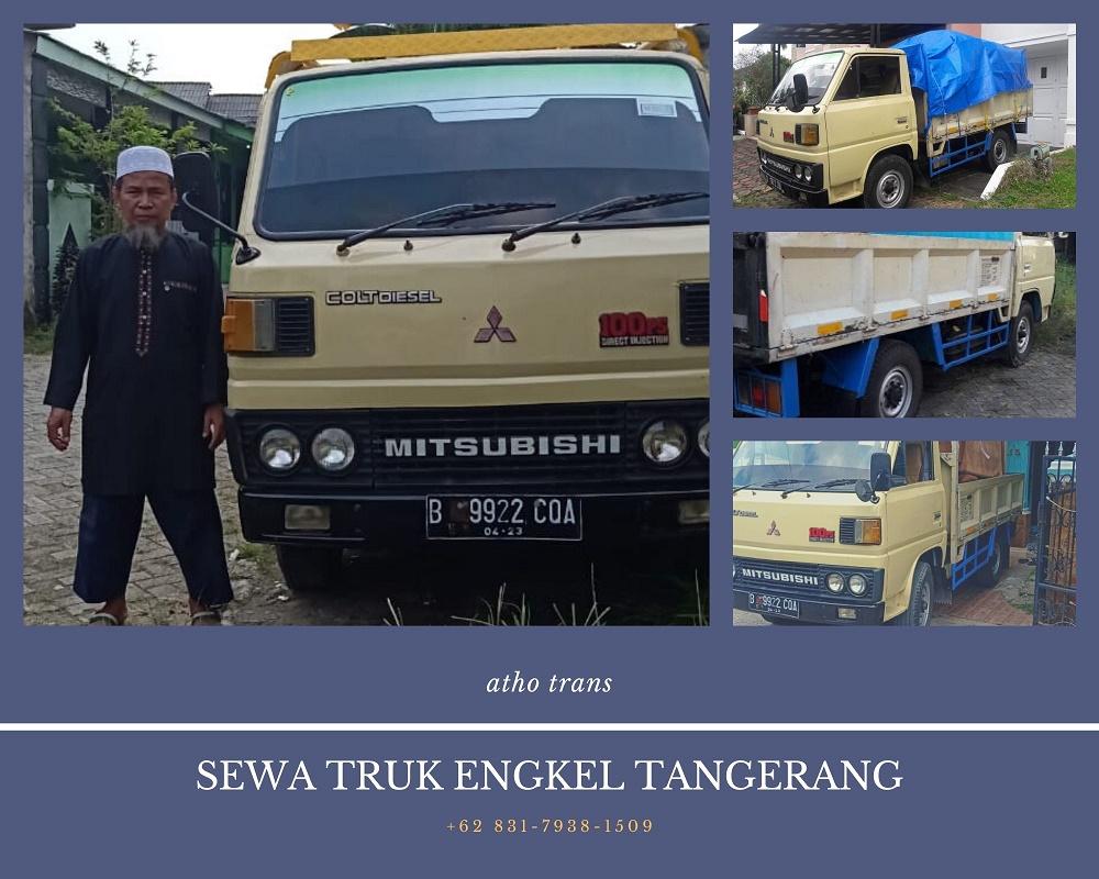 Sewa Truk Tangerang