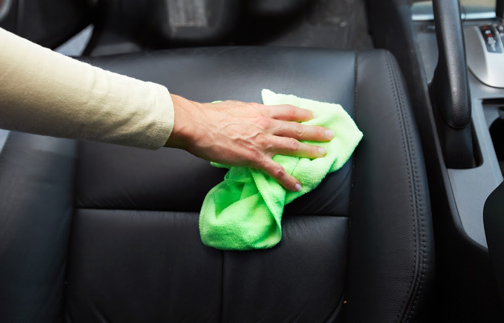 How To Remove Stains From Your Car Seats