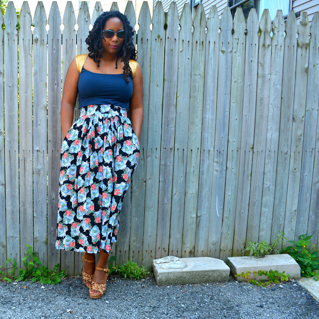ways to style culottes