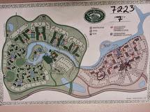 Disney Port Orleans French Quarter Map