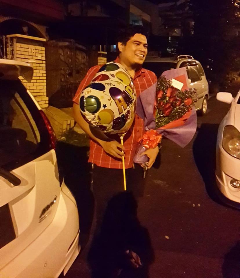 Surprise Untuk Suami