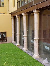 Columnas en DPZ