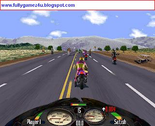 Download Road Rash Game 100% Working