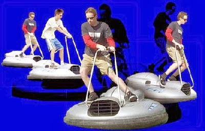 Airboard kevin inkster hoverboard back to the future